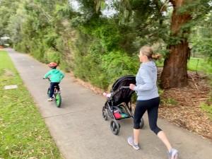 running-post-pregnancy
